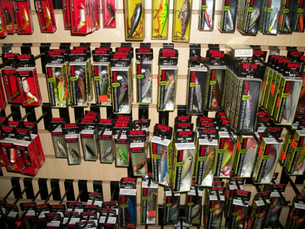 Rapala x Raps and Tail Dancers and a bunch other models!  If we don't have it, you don't need it.