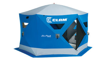 Clam 1660 Thermal Ice Shelter