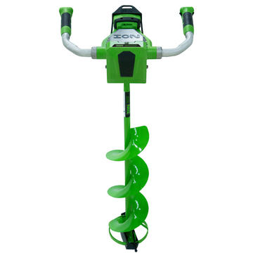 """6"""" shaft ION lithium battery powered ice auger"""