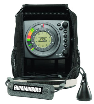 Humminbird ICE 55 flasher