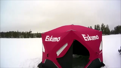 Eskimo 6120i Ice Fishing Shelter Review