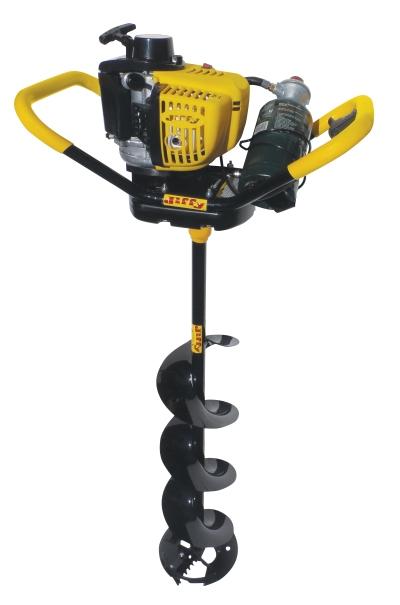 Jiffy PRO 4™ Lite PROPANE Powered Ice Drill