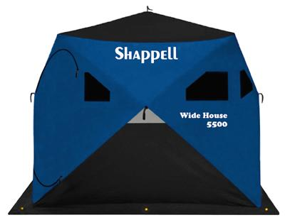 Shappell Ice  House