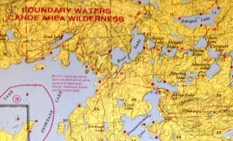 BWCA Info & Maps