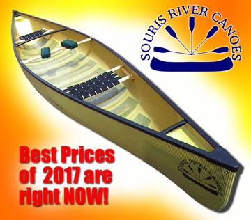 kevlar canoe sale