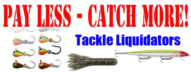 tackle liquidators